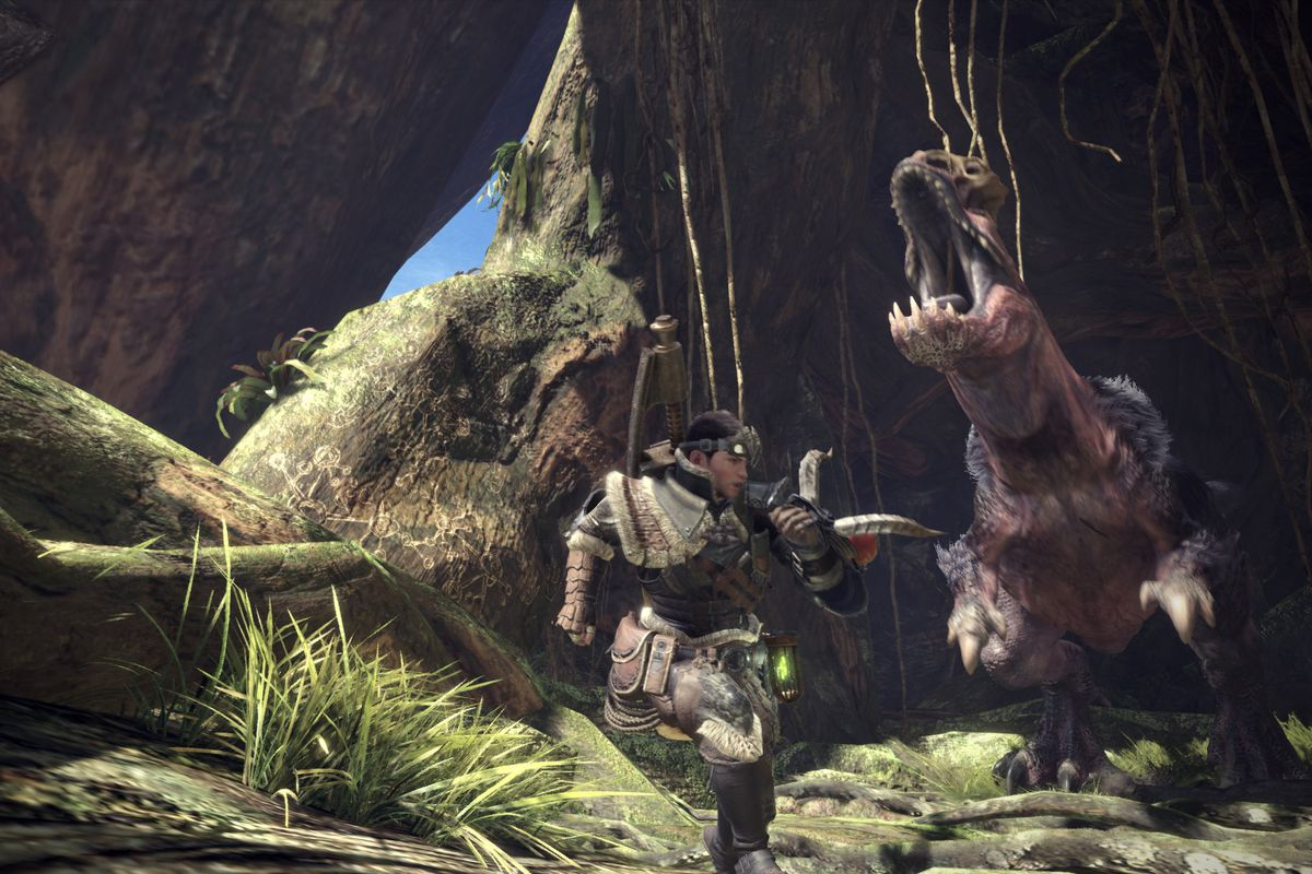 Monster Hunter World Could Finally Be The Series S Breakout Global