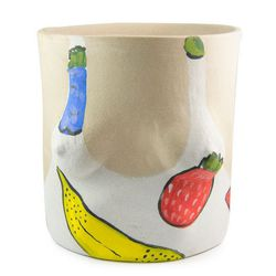 """Dear God It's Me Isaac Bodega pot, <a href=""""http://ingodwetrustnyc.com/collections/objects-gifts/products/group-partner-bodega-pot"""">$60</a> at In God We Trust"""