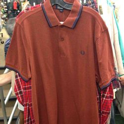 Men's Fred Perry Polo $39.96