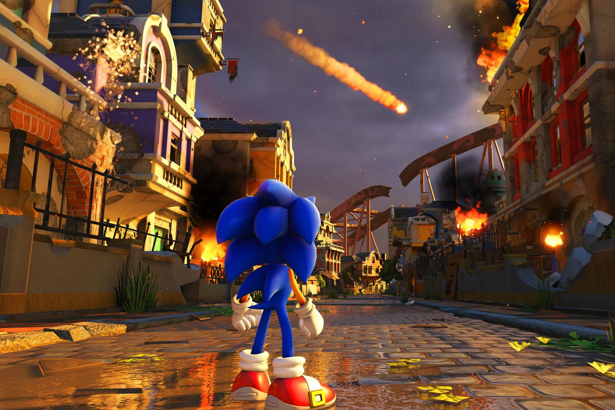 Twitch streamer beats sonic forces and requests steam refund live sonic teamsega ccuart Images