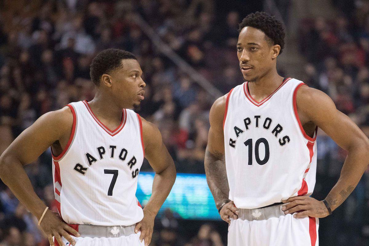 Suspension Journal: Toronto Raptors all-time team honors, Kyle Lowry, DeMar DeRozan