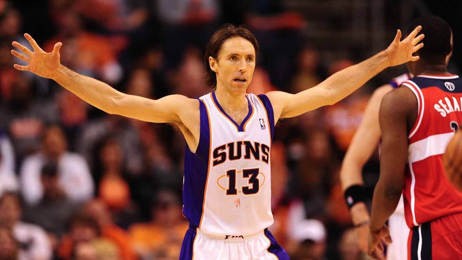where will steve nash end up