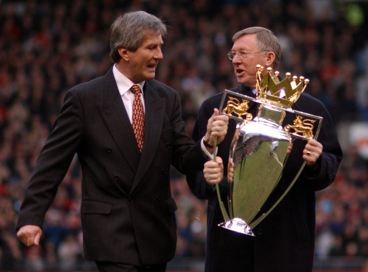 Soccer - FA Barclaycard Premiership - Manchester United v Sunderland