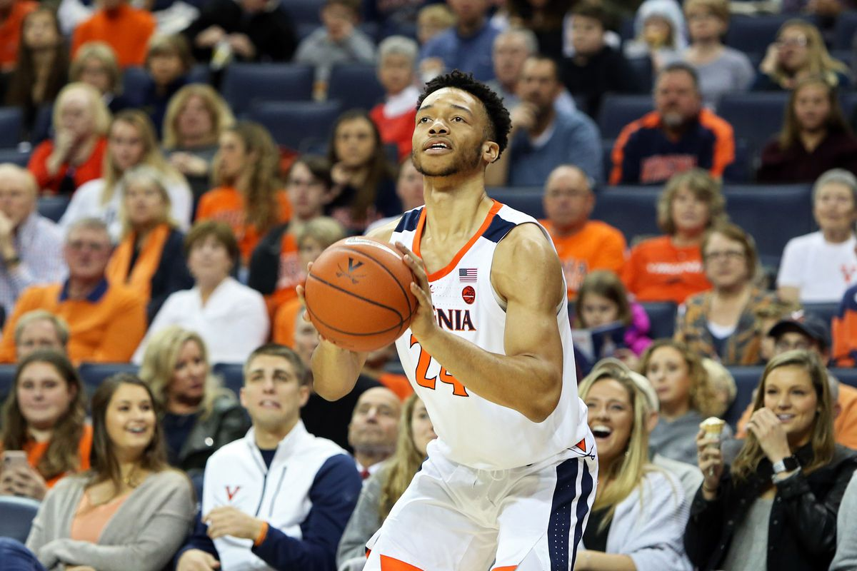 Virginia Guard Marco Anthony to Enter Transfer Portal - Streaking