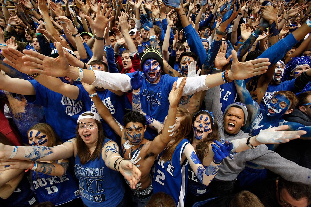 The Cameron Crazies will welcome Antonio Vrancovic with open arms.