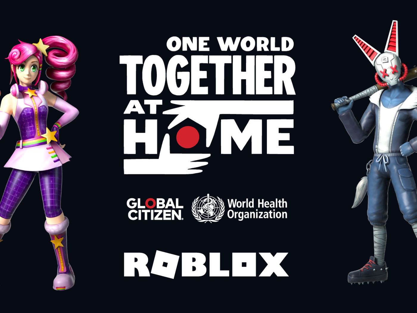 Movie Theater Date Roblox Roblox To Stream The One World Together At Home Benefit Concert Inside A Virtual Theater The Verge