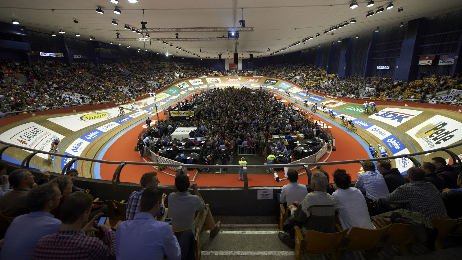 A Sporza Employee Will Attempt the Hour Record