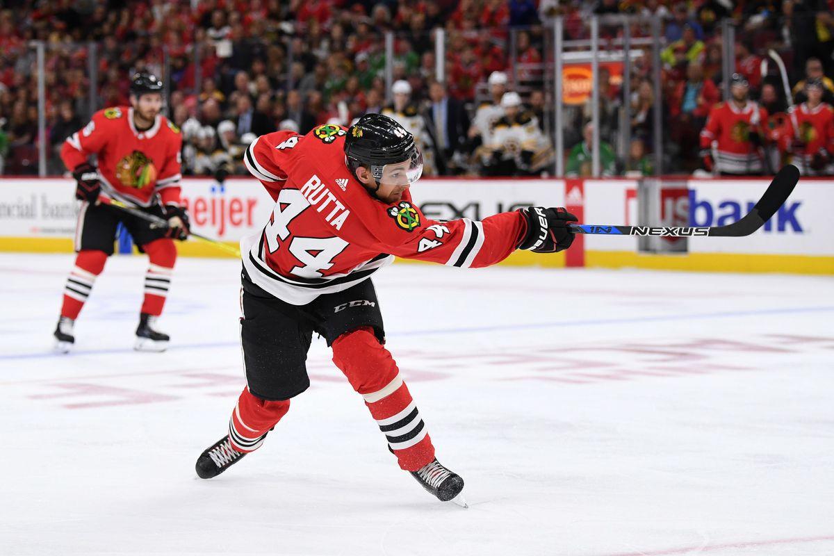 NHL: Preseason-Boston Bruins at Chicago Blackhawks