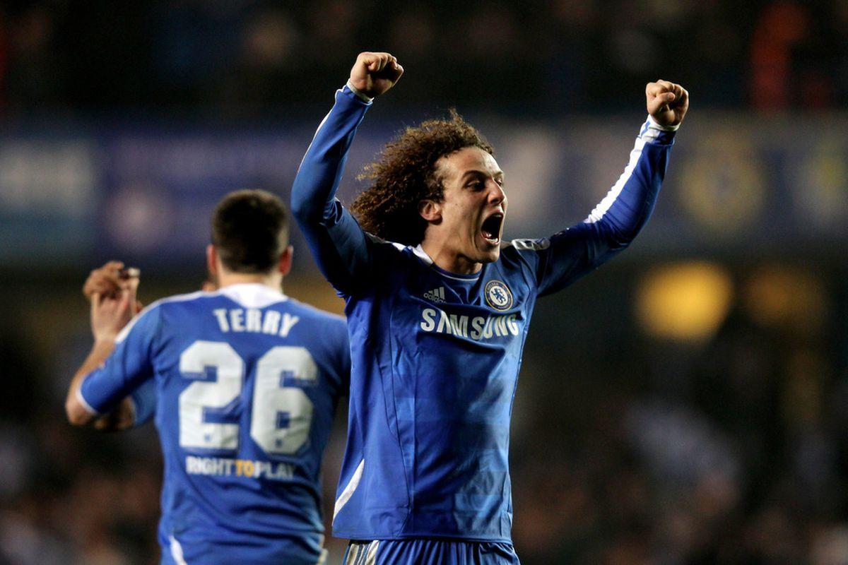 Chelsea's home form is impressive, but is David Luiz a possible weak-link?