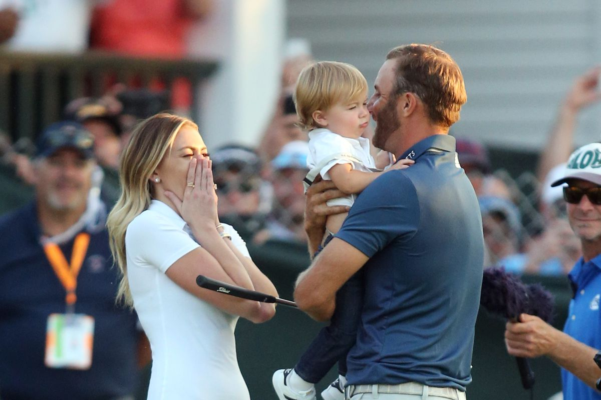 What's in a name? Ask Paulina Gretzky