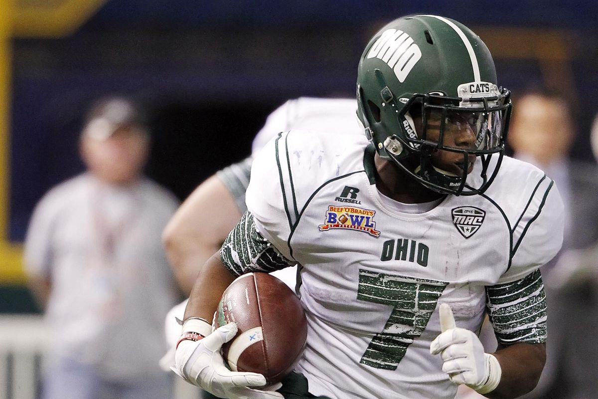 OHio added a new commit, Papi White, that could take on a similar role to current Bobcat Daz' Patterson.
