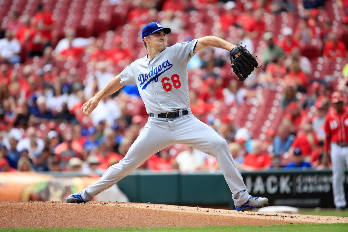 Los Angeles Dodgers v Cincinnati Reds