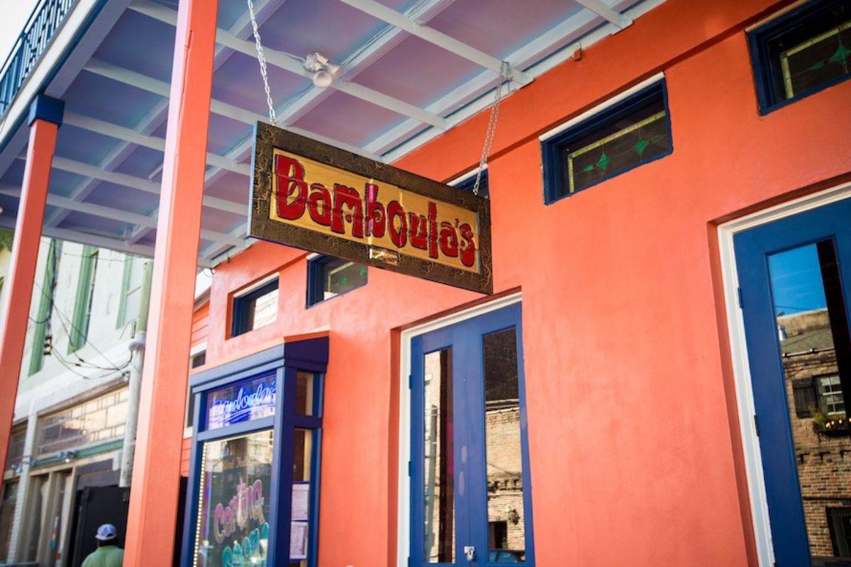 Bamboula's