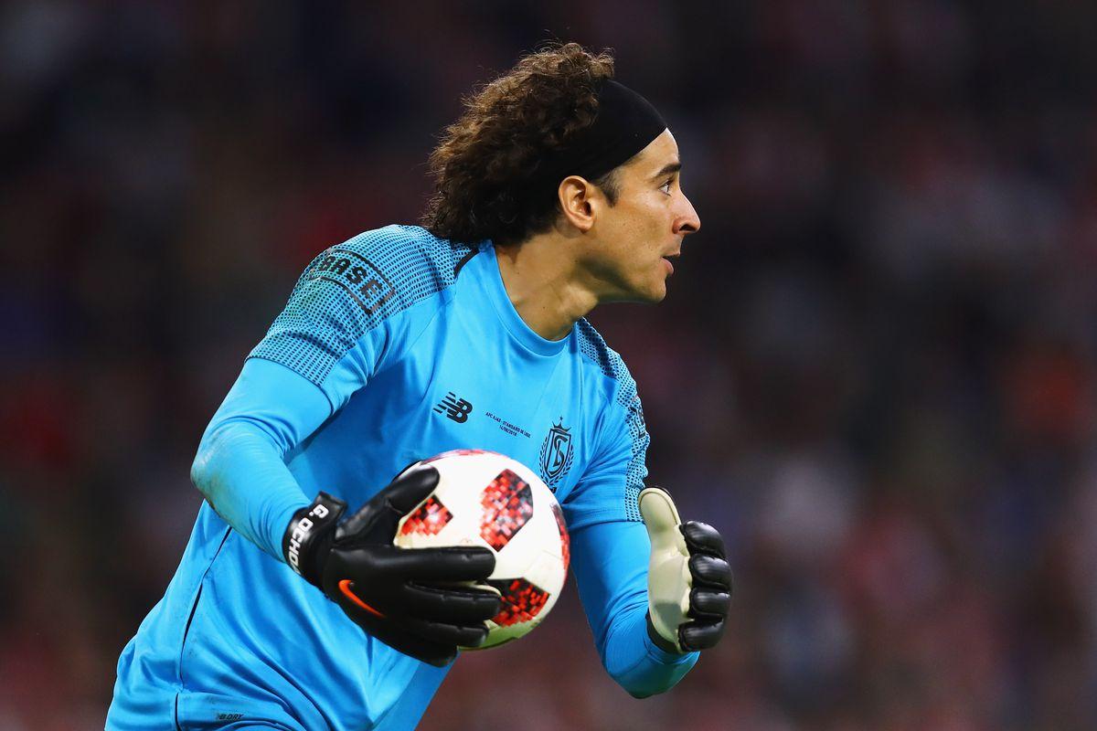 Ajax v Royal Standard de Liege - UEFA Champions League third round qualifying match