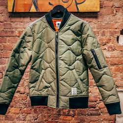<b>Insight</b> Mega Hetch Kool G Khaki Jacket, $118