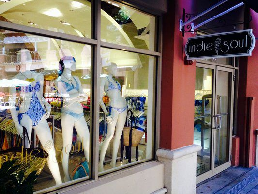 Mapped Miami S Best Swimwear Stores From A To Z Racked Miami