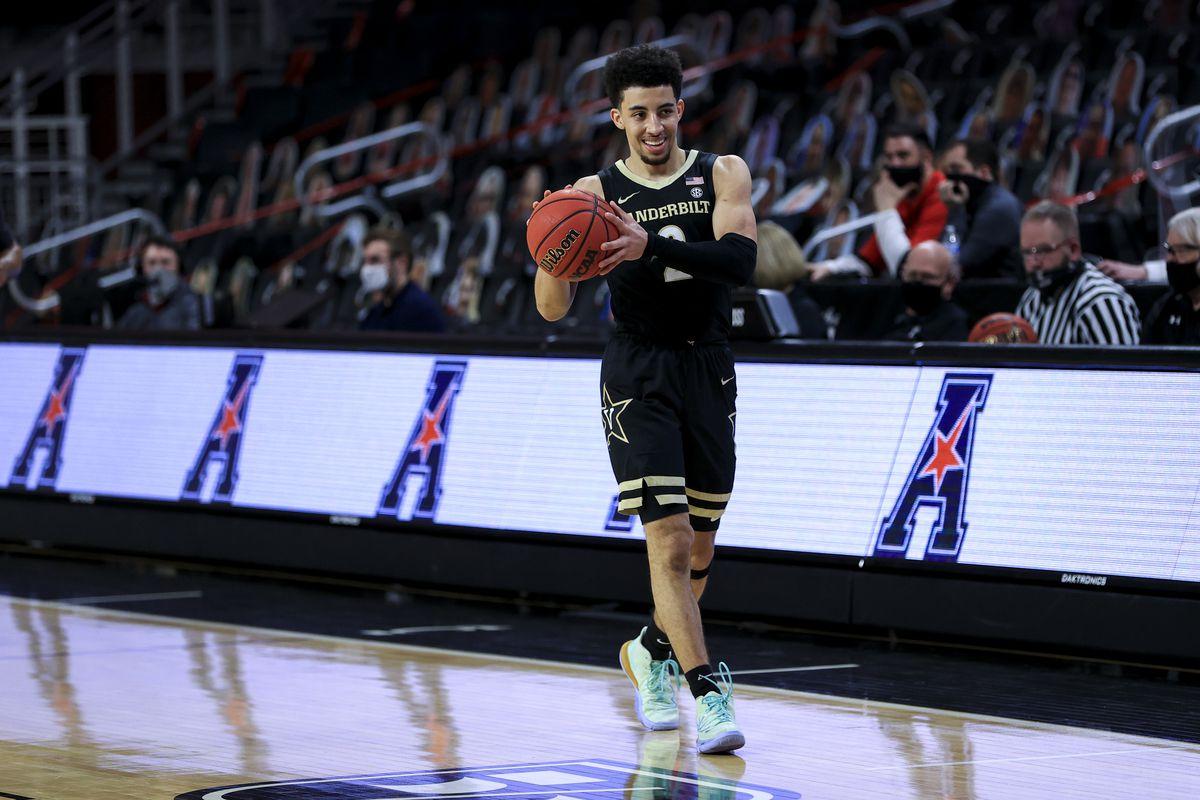 NCAA Basketball: Vanderbilt at Cincinnati