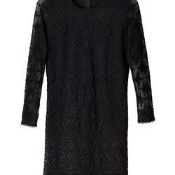 Lace Dress, $129