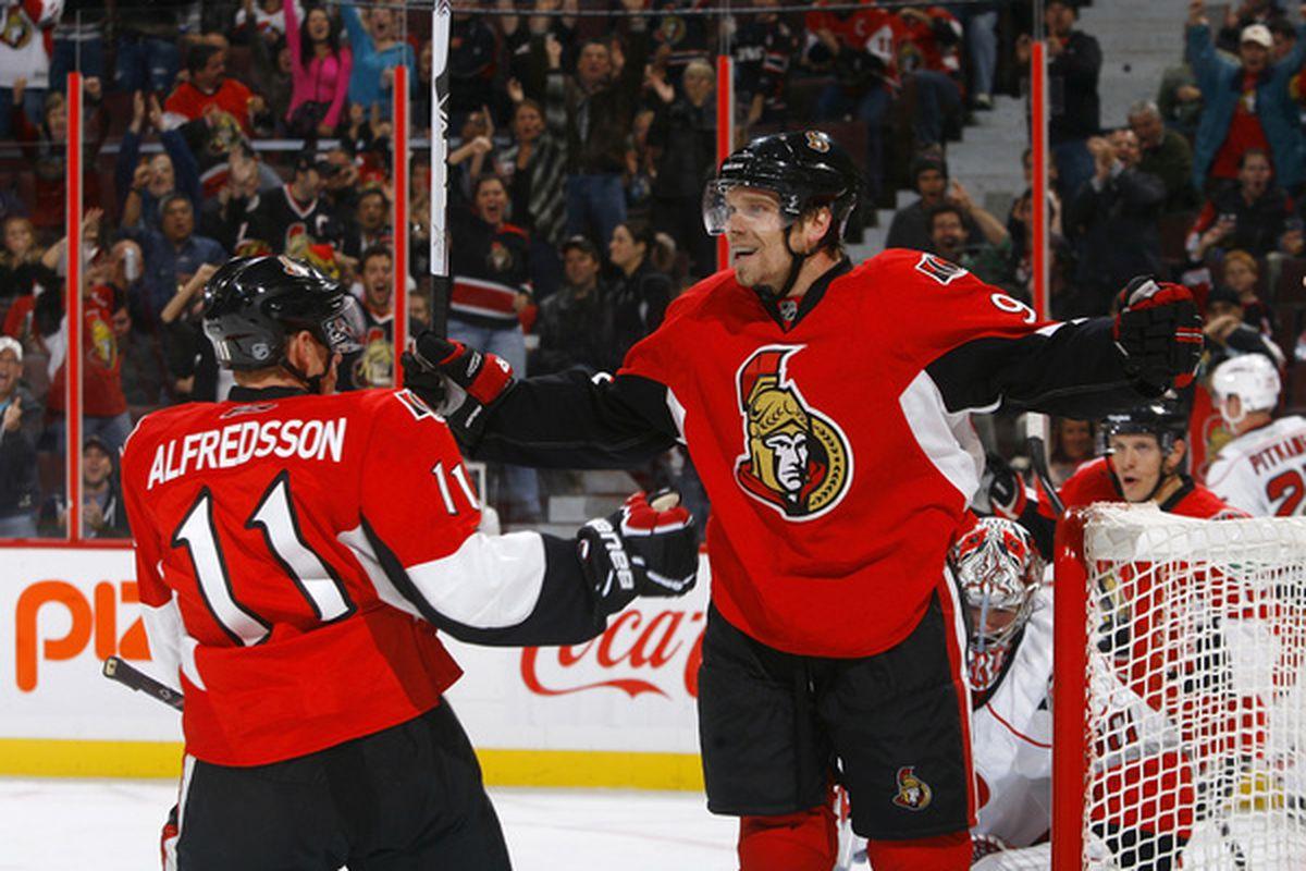 Happier times in Ottawa.