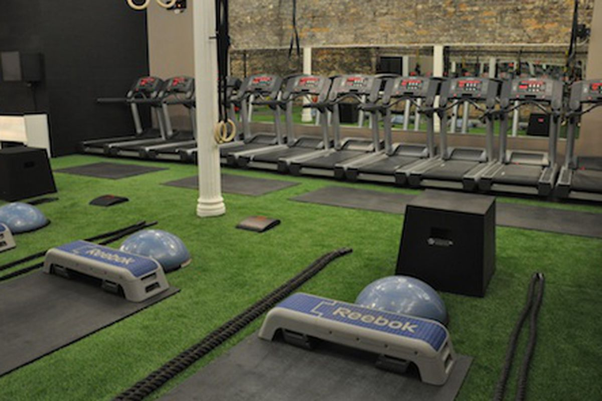 Photo: Courtesy of CrossTown Fitness