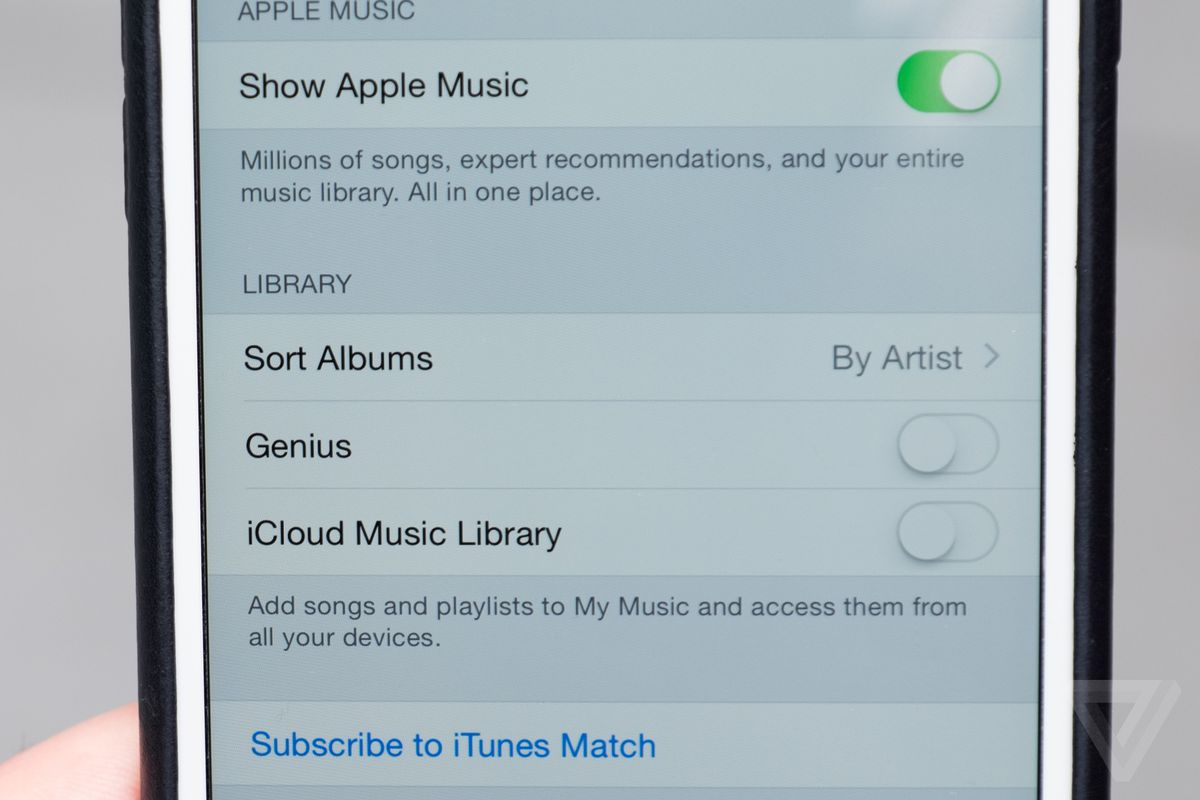 apple music has an icloud problem the verge