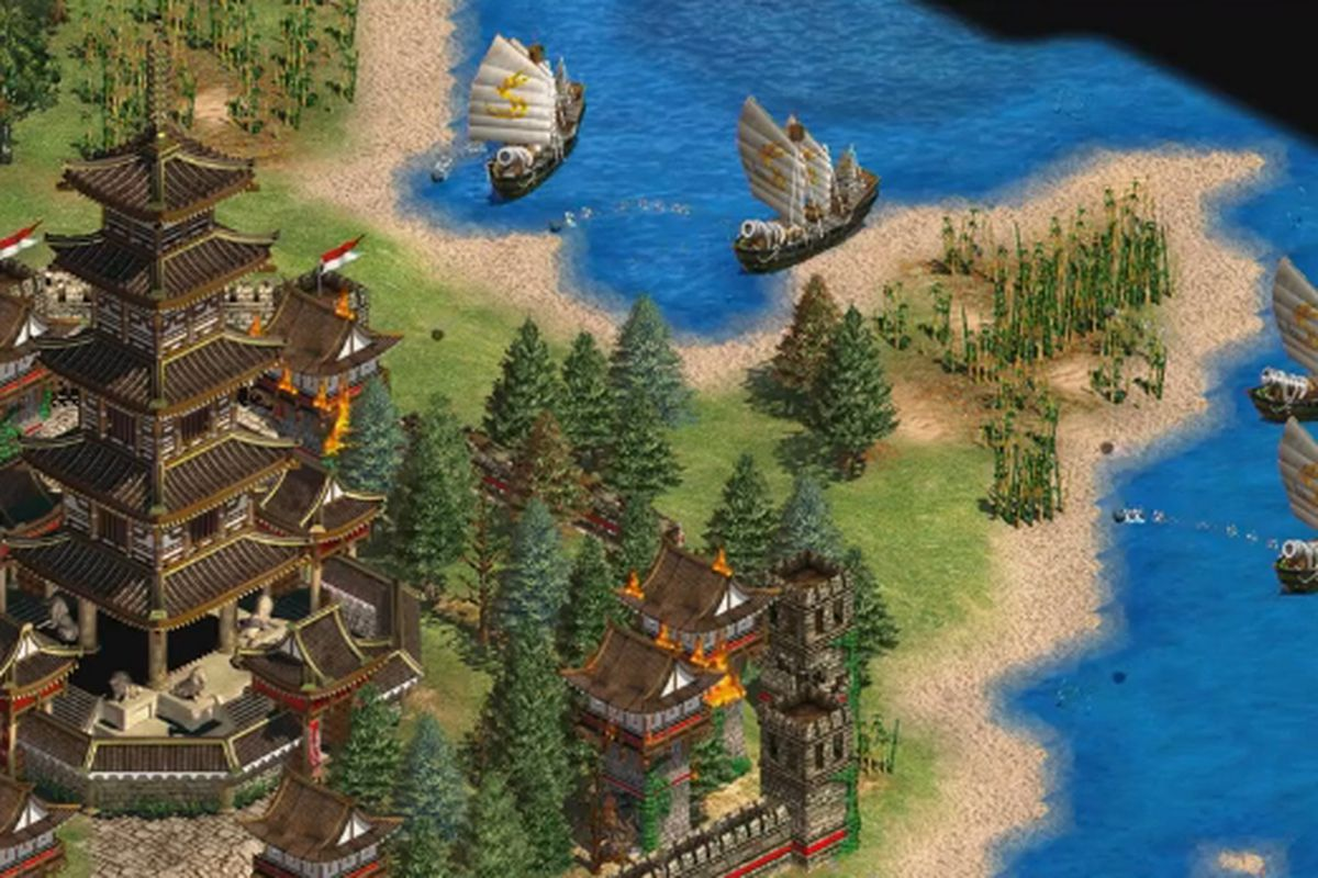 Relive the glory of conquest with remastered 'Age of Empires