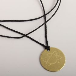 """Stamped Necklace/Bracelet, <a href=""""https://catbirdnyc.com/shop/product.php?productid=19543"""">$12</a> at Catbird"""