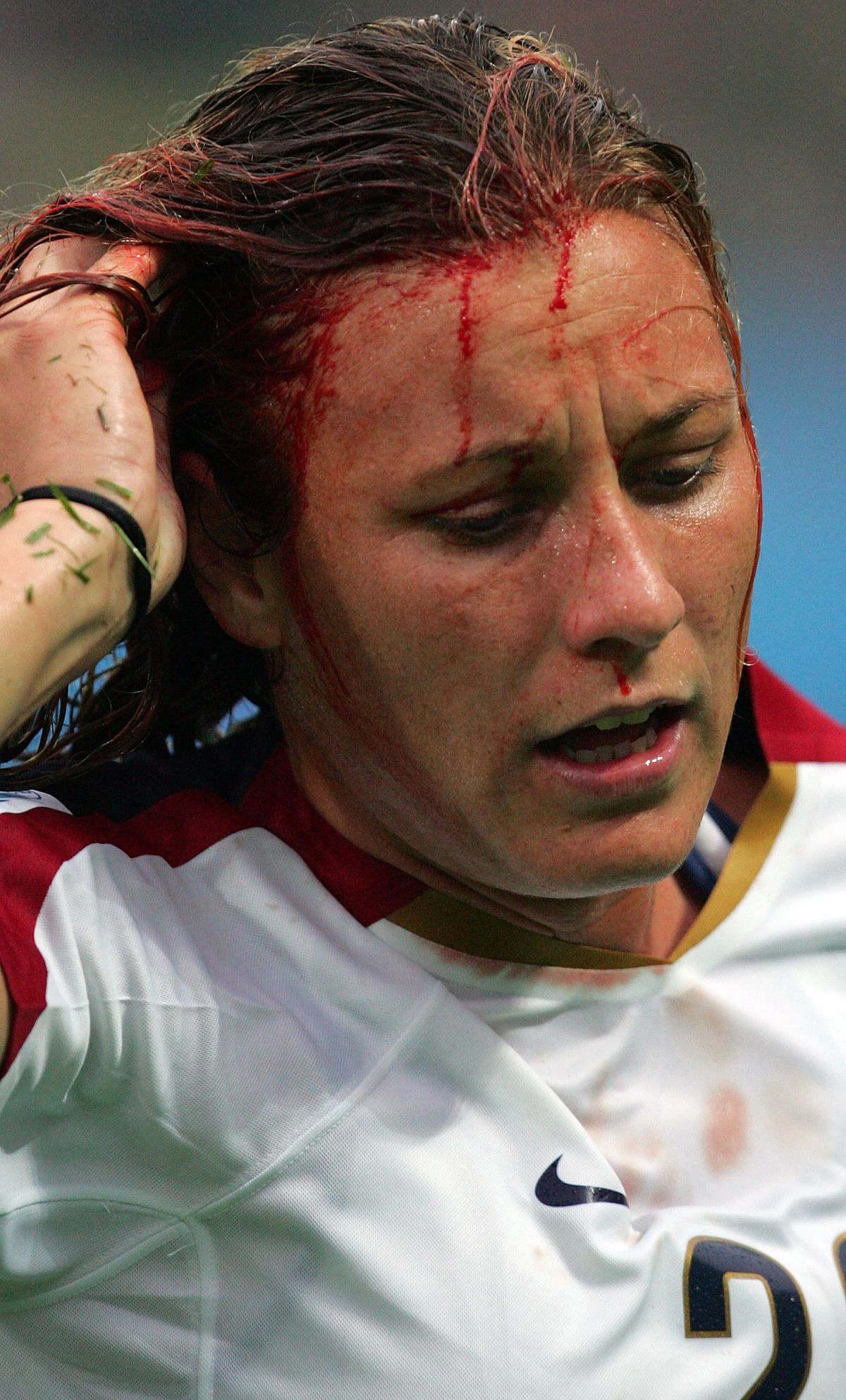 Group B USA v Korea DPR - Womens World Cup 2007