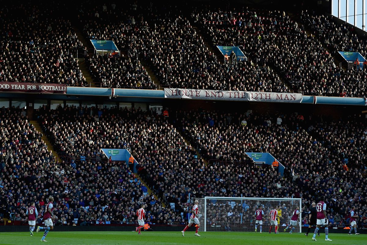 Villa Board Should Follow Trust S Proposal On Ticket Pricing 7500 To Holte