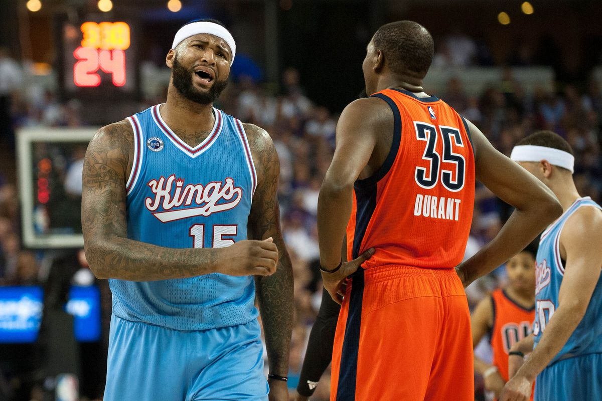 763aa311291b Breaking down the pros and cons of the Wizards acquiring DeMarcus Cousins  in 2016