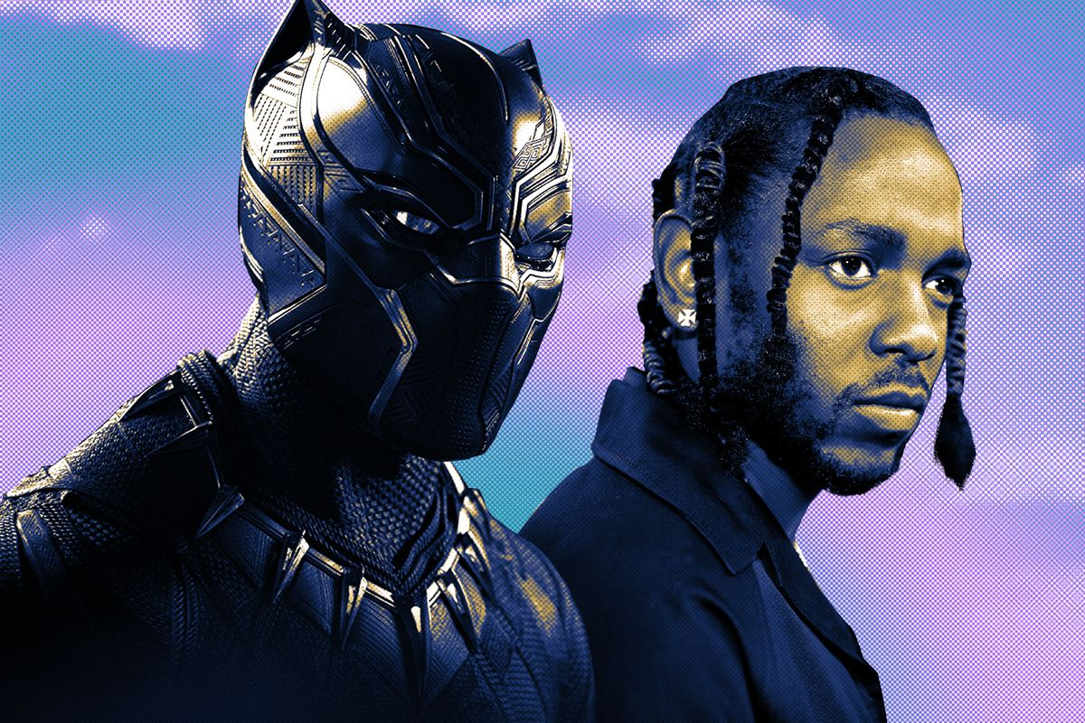 How Kendrick Lamar And Black Panther Won The National Title Game