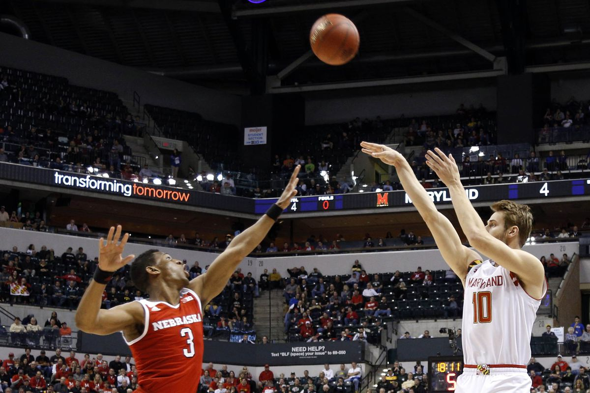 This just about sums up Maryland's night.