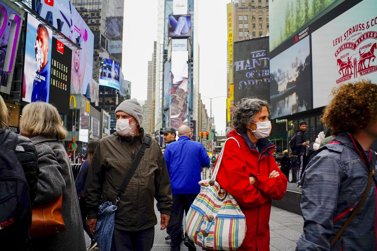 Cuomo declares state of emergency in New York as coronavirus cases ...