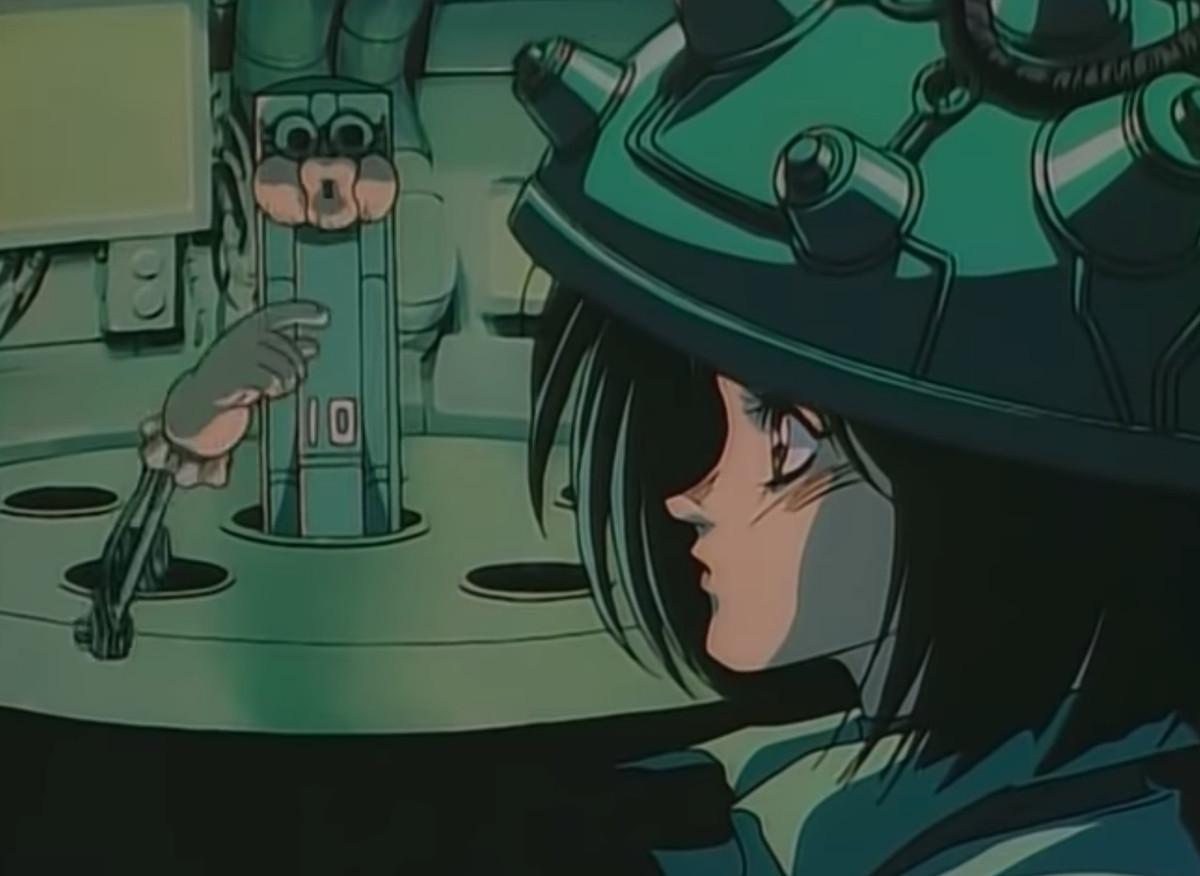 gunnm anime ova 1993
