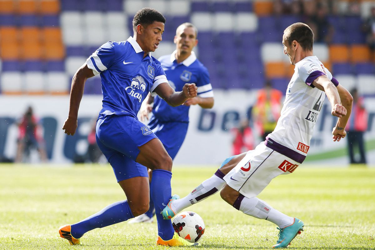 Despite not playing in his regular position, Tyias Browning was the star of the show on Monday.
