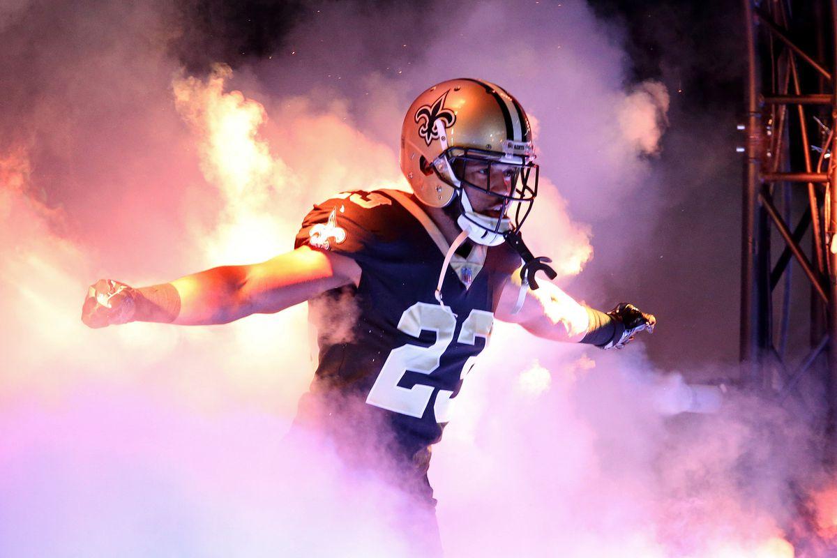 NFL: New England Patriots at New Orleans Saints
