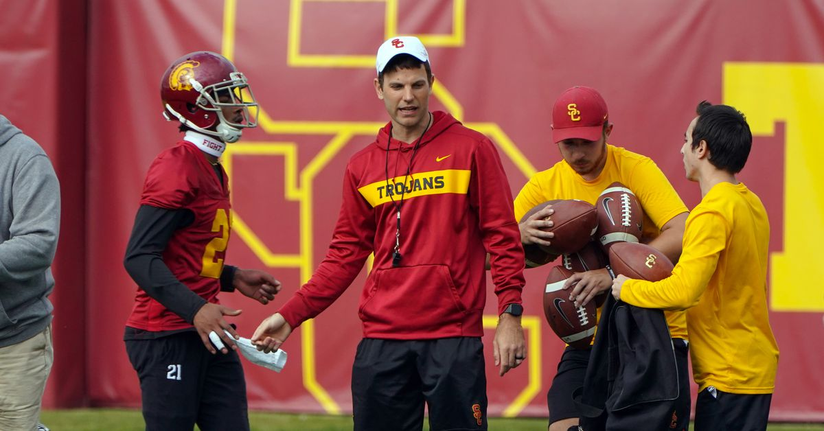 Eagles offensive coordinator search continues with Graham Harrell expected to stay at USC