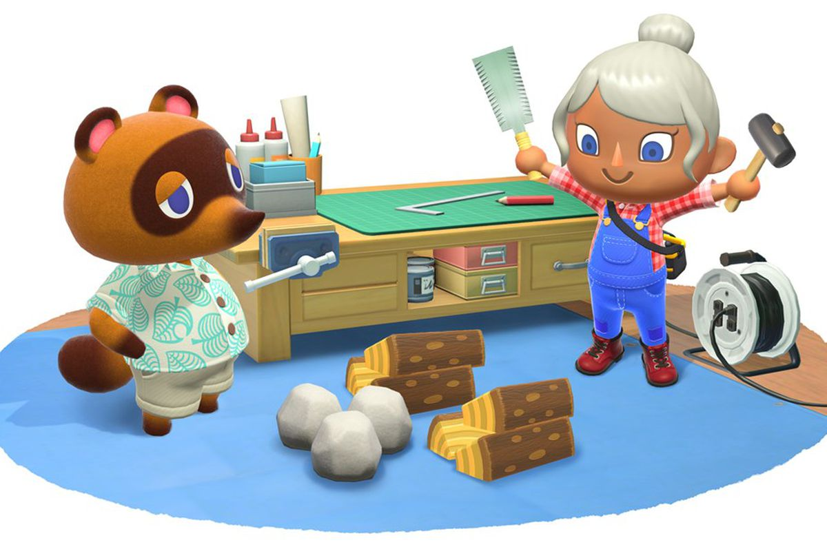 Animal Crossing S Creators Think Tom Nook Is Misunderstood The Verge