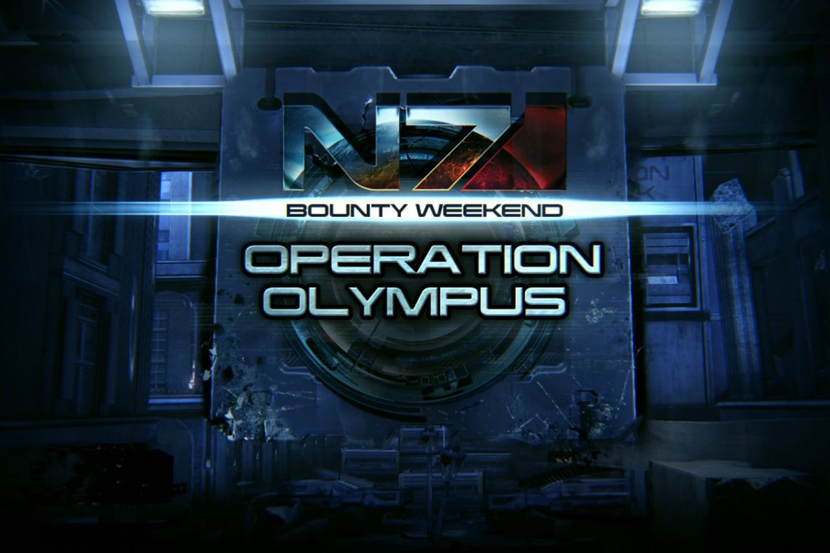 mass effect 3 operation olympus