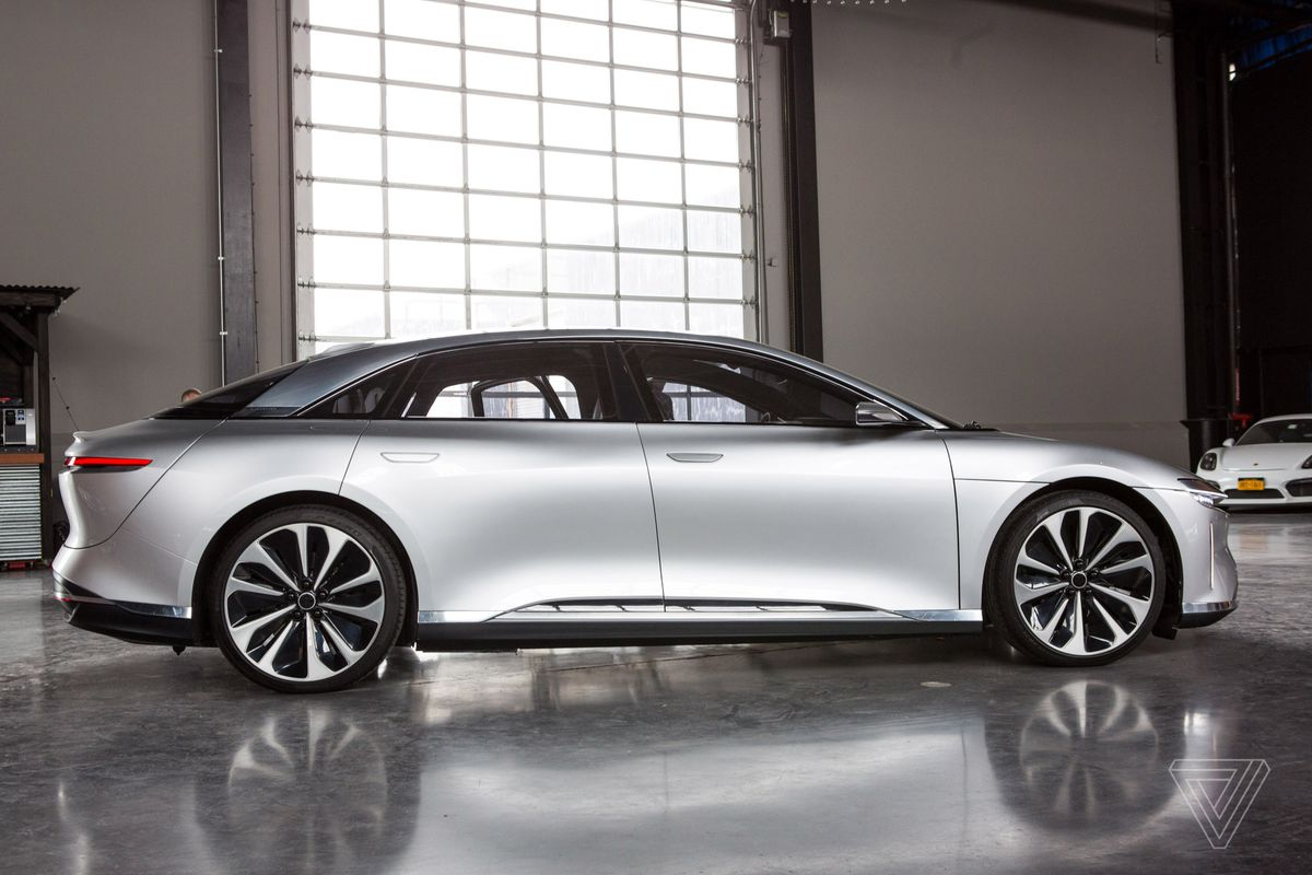 Former Tesla Model S Chief Engineer Takes Over At Ev Startup Lucid Motors