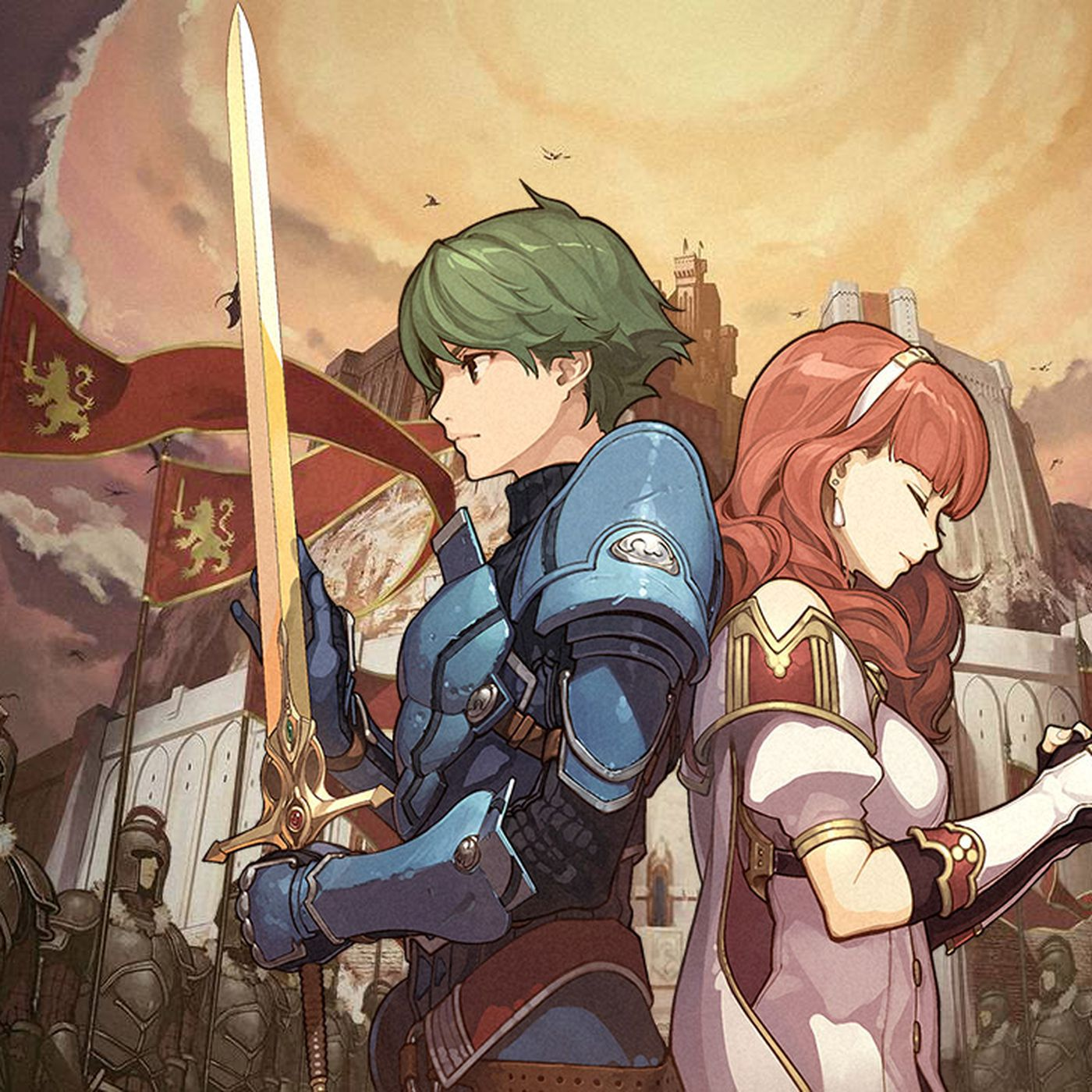 Fire Emblem Echoes Shadows Of Valentia Announces 44 99 Season