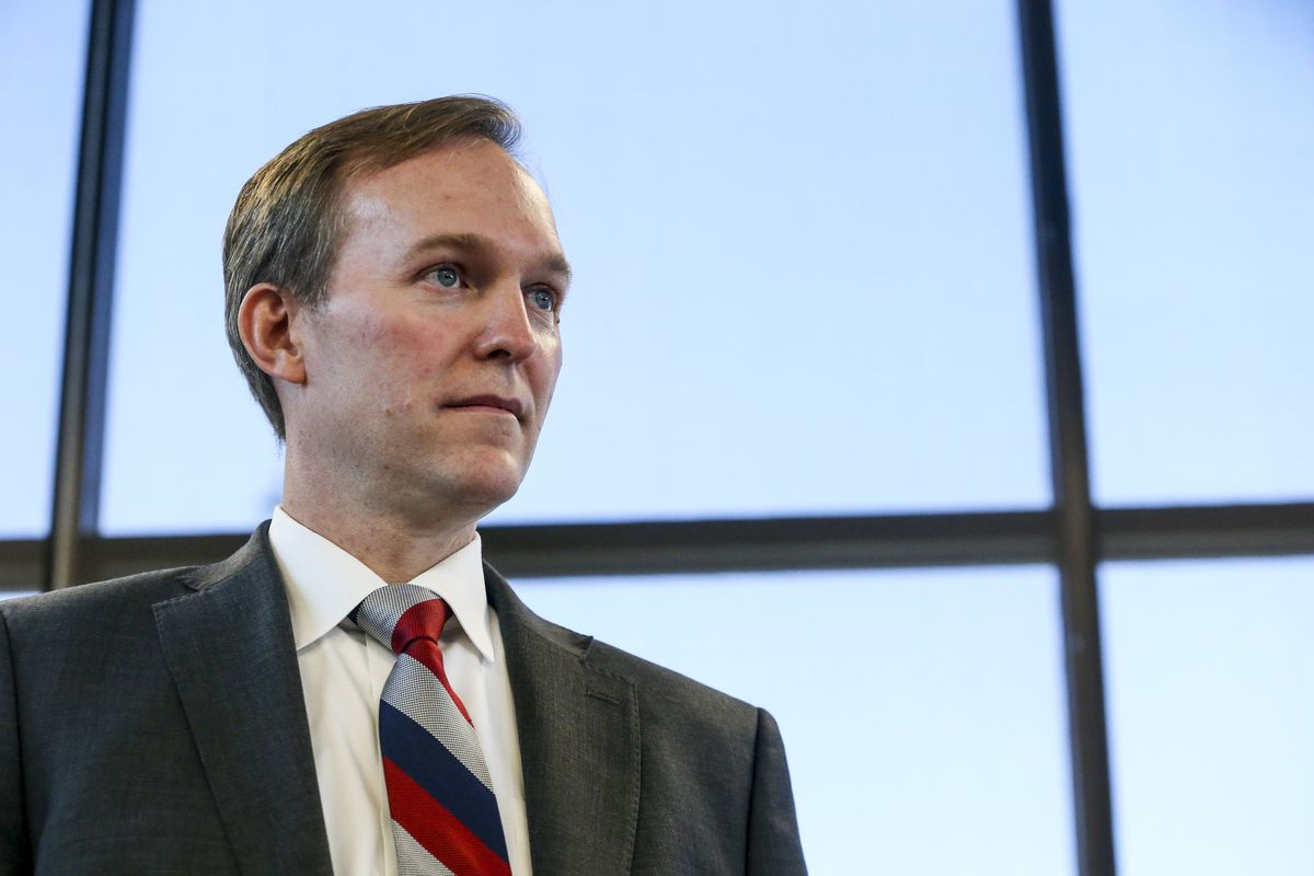 Trump campaign targets Ben McAdams over impeachment inquiry
