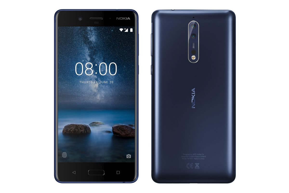 New Nokia device with bezel-less design emerges online