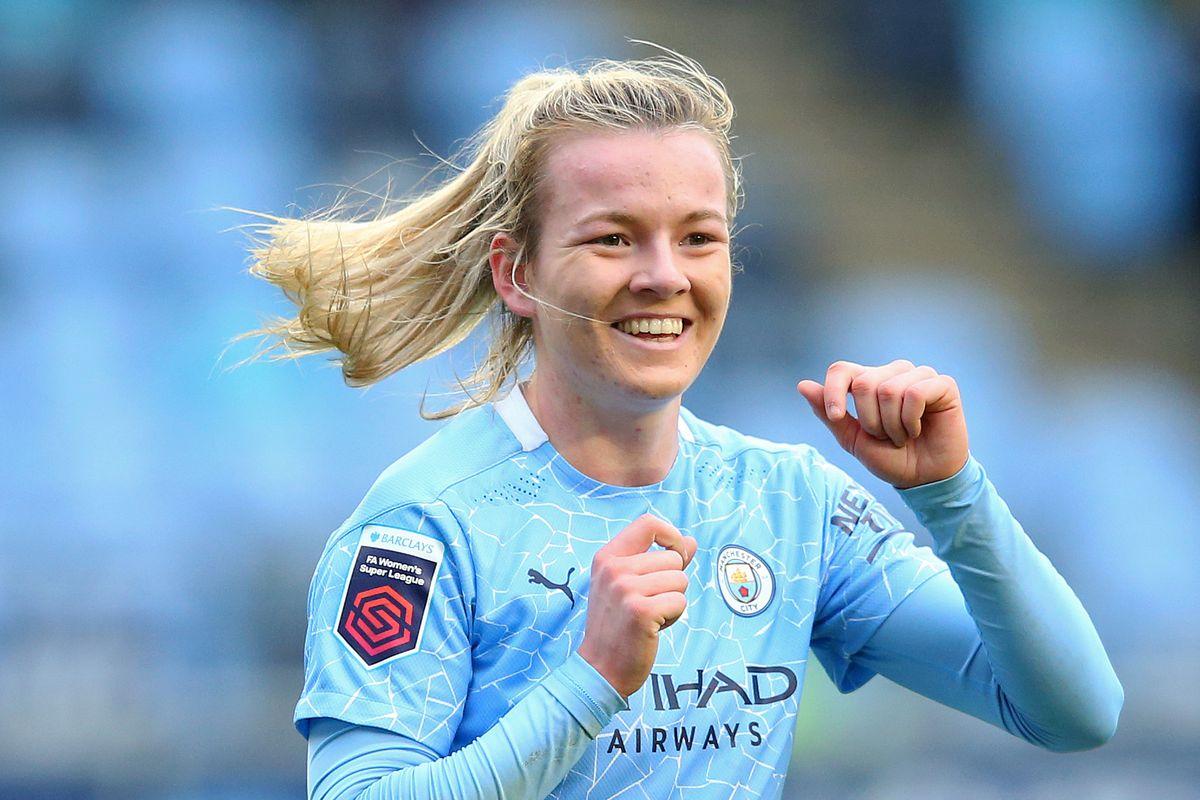 Manchester City Women v Aston Villa Women - Barclays FA Women's Super League