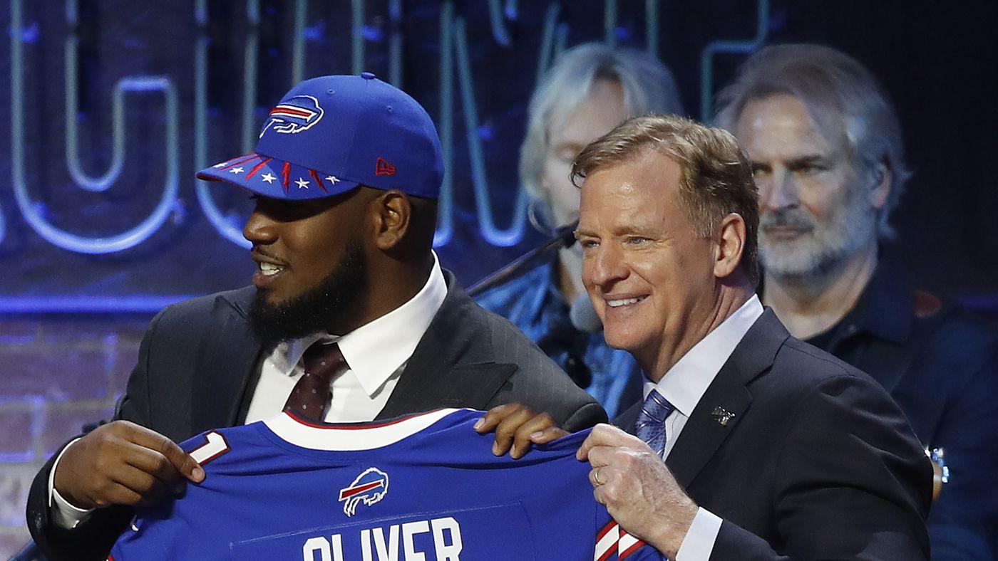 Rookie Review: 2019 NFL Draft picks Ed Oliver, Devin Singletary, Dawson Knox star for Buffalo Bills