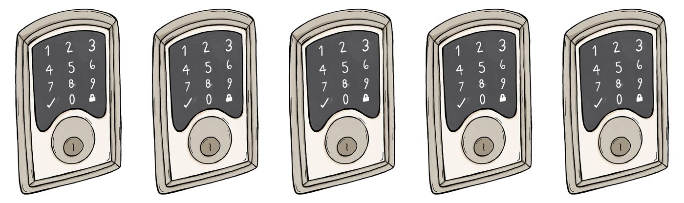 Smart locks 101: pros and cons to know - Curbed