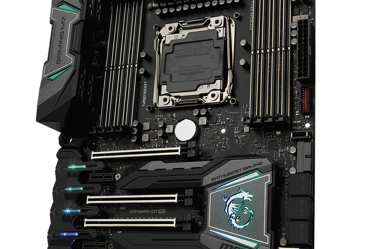You'll need a new X299 motherboard to run Intel's latest CPUs - The