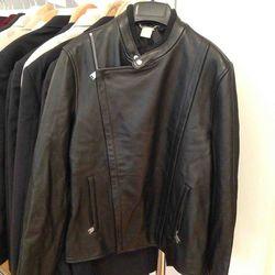 $250 leather jacket