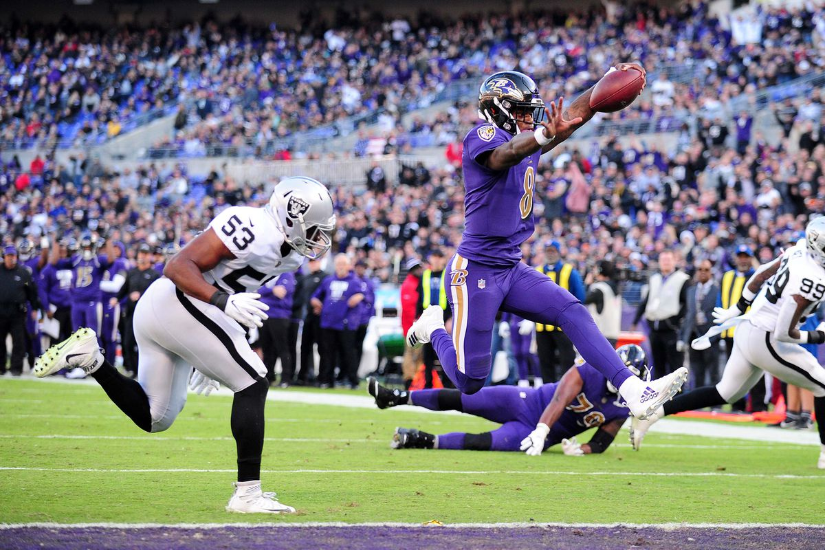 There s nothing controversial about it. The Ravens have to stick with Lamar  Jackson 8adf37c0e