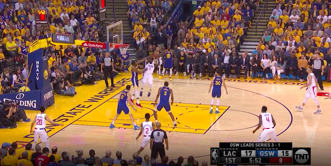 Warriors' solely likelihood to return again within the NBA Finals is with protection 4